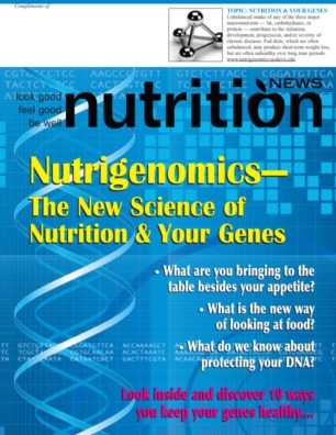 Nutrition News Nutrigenomics Cover