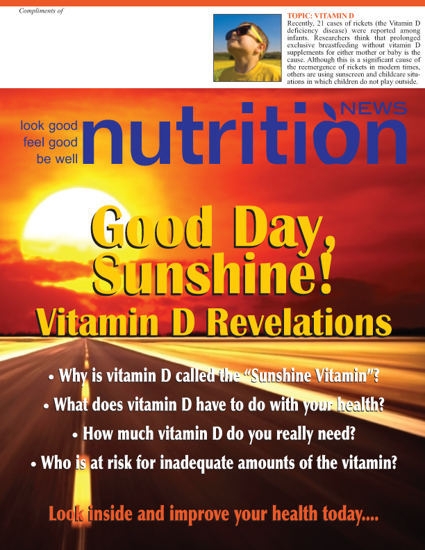Vitamin D May Prevent Bone Fractures In Older Adults | Nutrition News
