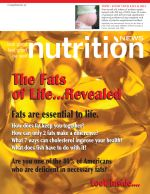 The Fats Of Life Nutrition News Cover