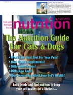 Pet Nutrition Sales Up 11.6% In 2008