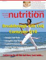 Nutrition News Coenzyme Q10
