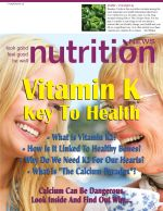 Vitamin K Intake Helpful To Bone Health