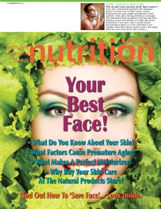 Healthy Skin: Put Your Best Face Forward