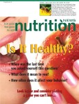 Nutrition News: Is It Healthy?