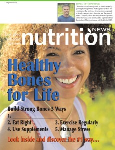 Building Healthy Bones for Life