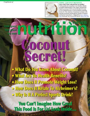 Coconut's Secret Nutrition News Cover Image
