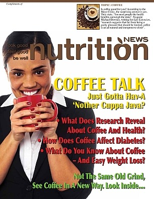Nutrition News Coffee Talk