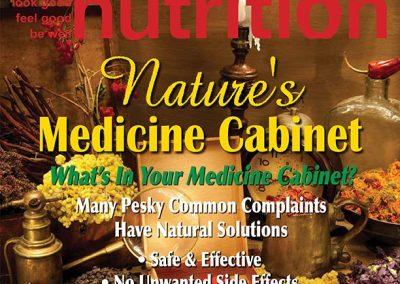 Natures Medicine Cabinet