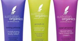 Austrailian Organics Shampoos